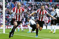 Sunderland 2 Newcastle 1: Fletcher raised the roof at the Stadium of Light with his early goal