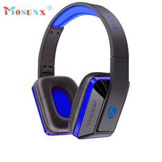 Mosunx 2017 Hot Sale Wireless Bluetooth 4.1 Stereo Headset Earphone Headphone Smart Phone PC JU4 #Affiliate