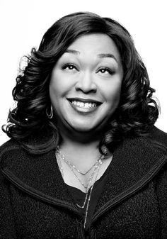 The Year in Shonda Rhimes. Photo: Patrick Ecclesine