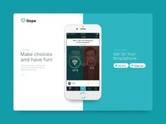 Dope Landing Page Animation – SiteUp