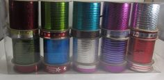 Luxury Holiday Curling Ribbon and Poly Ribbon Mega Pack, 20 Different Spools of Ribbon,metallic and Holographic Patterns 1,000 Total Feet *** See this great product.
