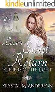 Love's Sweet Return (Keepers of the Light Book Shipwreck, Suddenly, Lighthouse, The Man, Charlotte, Leaves, Hands, Sweet, Books
