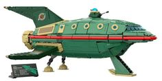 LEGO Planet Express Ship: il ritorno di Futurama in versione UCS! - GIOCOVISIONE
