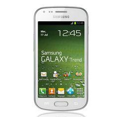 Prix au Maroc du Smartphone Samsung Galaxy Trend Plus S7580