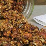 gesundes low carb knuspermüsli