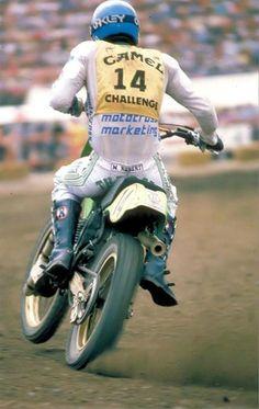 Dave THORPE SR 500 1981