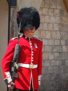 Sentry Duty, Windsor Castle
