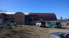 Big Barn continues