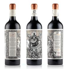 42 - Orpheus & the Raven on Packaging of the World - Creative Package Design Gallery