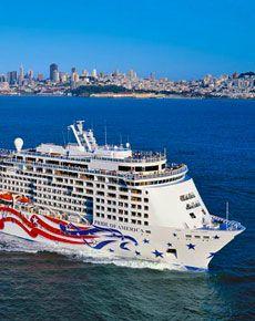 Hawai'i Cruising - Pride of America