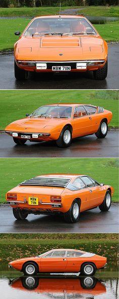 ✨ Lamborghini Urraco P250, ca. 1974 - only 520 were made