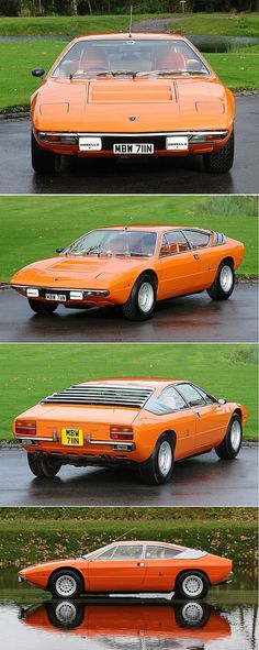 ✨ Lamborghini Urraco P250, ca. 1974 - only 520 were made