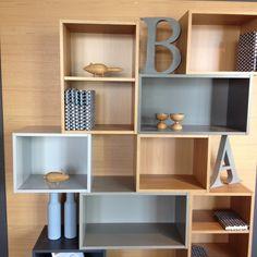 HTH Kitchen . Box & box.... Oak , Grey , dark grey....