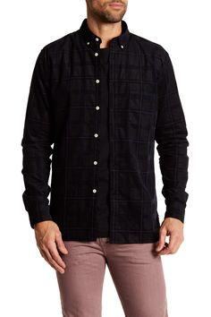 Long Sleeve Cabin Shirt