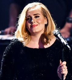 Adele performing at 'RTL', Germany