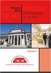 Temario para conservador de museo / Dirigido por Mª José de la Peña Huertas