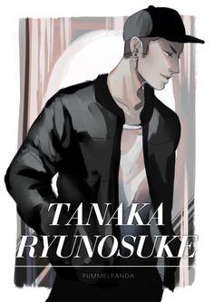 Sugawara Koushi, a Cinnamon Roll Too Cute for This World Tanaka Haikyuu, Hinata Shouyou, Haikyuu Karasuno, Nishinoya, Haikyuu Fanart, Kagehina, Haikyuu Anime, Manga Boy, Tanaka Ryuunosuke