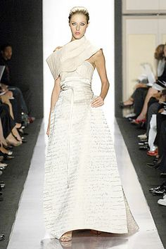 Ralph Rucci   Spring 2007 Ready-to-Wear Collection   Style.com