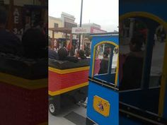 Venta de Trenes para Centros comerciales en Perú - www.expressoaventura.co - YouTube Mall, Times Square, Make It Yourself, Youtube, Shopping Malls, Trains, Adventure, Parks, Youtubers