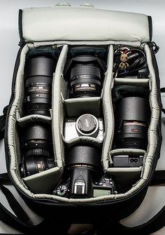 My Camera Bag with Sackboy