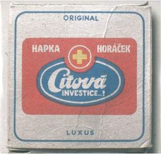 Petr Hapka & Michal Horáček - Citová investice (Reedice 2017) - Vinyl