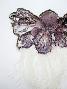 textile design - textileme - esther yaloz: textile jewelry