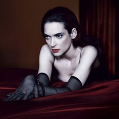 WINONA RYDER'S BEAUTIFUL NEW PHOTOSHOOT IN INTERVIEW MAY 2013.