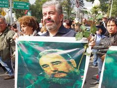 El último adiós en la embajada de Cuba en México - http://diariojudio.com/noticias/el-ultimo-adios-en-la-embajada-de-cuba-en-mexico/222322/