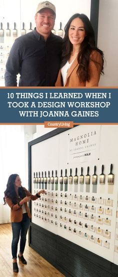 Whether you're a DIY newbie or experienced house flipper, Joanna had so many genius tips to share about choosing colors, creating your dream home, and replicating her Fixer Upper style. Here's everything I learned about design and paint from Joanna and Chip. #joannagaines #chipandjoannagaines #fixerupper #waco #fixerupperdesign