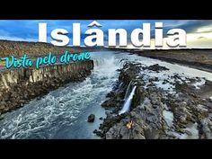 Felipe, o pequeno viajante: Islândia vista de cima - nosso drone voou pelo país e captou em vídeo as paisagens mais bonitas da terra do gelo e do fogo