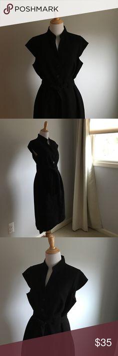 Calvin Klein Black Dress Great condition Calvin Klein Dresses