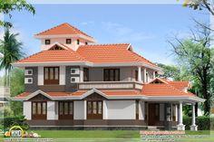 Bedroom Sq Ft Kerala Home Design House Design Plans Bedroom Modern Sq Ft  Villa Kerala Home