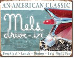 Mels Drive-In Diner Classic Car Distressed Retro Vintage Tin Sign null,http://www.amazon.com/dp/B003KZISJM/ref=cm_sw_r_pi_dp_MOAMsb186HMJEEC2