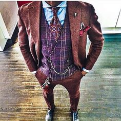 #fashion #outfit #style #menswearmagazine #Tie #menswear #gentleman #mnswr #photooftheday #jacket #menwithstyle #pants #instagood #handsome #cool #styleiswhat #classy #whatyouwishfor #coverbookstyle #bespoke #man #menwithstreetstyle #shirt #scarf #hanky #styles #suit #fresh #dapper by whatyouwishfor