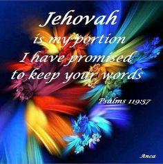 Psalm 119:57