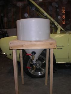 15 Gallon Conical Fermenter--Alternative to Stainless Steel