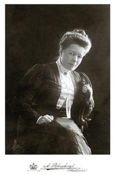A_Blomberg_-_Selma_Lagerlöf_1906
