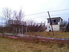 Abandoned McCutchenville Speedway USA by ohiosprint, via Flickr