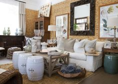 Cécile and Boyd's Durban shop located on the fashionable Florida road is a retail space offering customers an unrivalled retailed experience showcasing furniture, art, accessories in a home setting. An icon on the Durban décor scene for over 20 years and a must visit destination.
