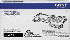 Brother - TN420 Toner Cartridge - Black