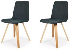 Krzesło Meg 44x83 cm antracytowe t9003373215 » Tenzo - sfmeble.pl Accent Chairs, Furniture, Dining Chairs, Home Decor, Products, Upholstered Chairs, Decoration Home, Room Decor, Home Furnishings