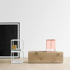 """e15; since the start this company produces well- made and beautiful pieces of furniture and objects. Everything is always following the """"less is more"""" credo."""