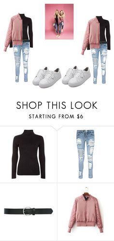 """""""lisa and lena"""" by lisaandlenafan101 ❤ liked on Polyvore featuring Blue Vanilla, Boohoo, M&Co and WithChic"""