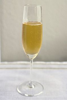 Wikipedia word of the day is champagne : (countable uncountable) A sparkling white wine made from a blend of grapes especially Chardonnay and pinot produced in Champagne France by the méthode champenoise. (countable uncountable informal) Any sparkling wine made with the méthode champenoise. (countable uncountable informal) Any sparkling white wine. (countable) A glass of champagne. (countable) A very pale brownish-gold colour similar to that of champagne. champagne colour:   Allez Les Bleus…