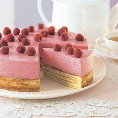 The raspberry cake is the perfect dessert for every occasion – 2 recipe ideas! Cupcakes, Cake Cookies, Cupcake Cakes, Pavlova, Cheesecakes, Brownies, Vanilla Sauce, Raspberry Cake, Beautiful Desserts