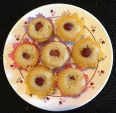 Gluten Free Corn Dogs ♥ Ingredients (makes 48 mini muffins) ♥ 1 stick melted butter (or ½ stick butter + 1/4 cup unsweetened applesauce) ♥ 1/2 cup sugar ♥ 2 eggs ♥ 1 cup kefir ♥ 1/2 teaspoon baking soda ♥ 1 cup cornmeal ♥ 1 cup all purpose gluten free flour ♥ 1/2 teaspoon salt ♥ 8-10 all-beef hot dogs ♥ cut into 1″ bites. ♥ Spray mini muffin baking cups with veggie oil spray  ♥ Bake at 375 degrees for 12 min.