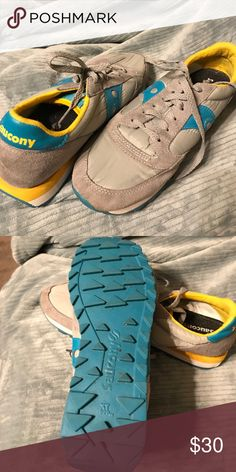 Saucony Jazz Shoes Saucony Jazz shoes. Worn twice. Saucony Shoes Sneakers