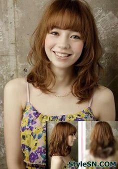 Popular Asian bob haircut 2014 -StyleSN