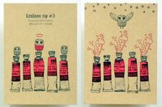 Whimsical Stamper, Happy Emilia: dd Paint tube印章 + obp 印章 + 棉絲紙 (淺牛皮色) Paint Tubes, Stamps, Happy, Painting, Color, Seals, Colour, Painting Art, Ser Feliz