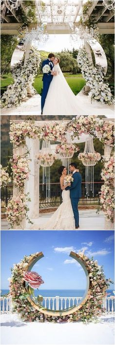 Wedding Arches and Backdrops from nebodecor #wedding #weddings #weddingideas #himisspuff Wedding Arch Flowers, Wedding Arch Rustic, Diy Wedding Backdrop, Wedding Arches, Wedding Bride, Wedding Colors, Dream Wedding, Wedding Dresses, Head Table Wedding